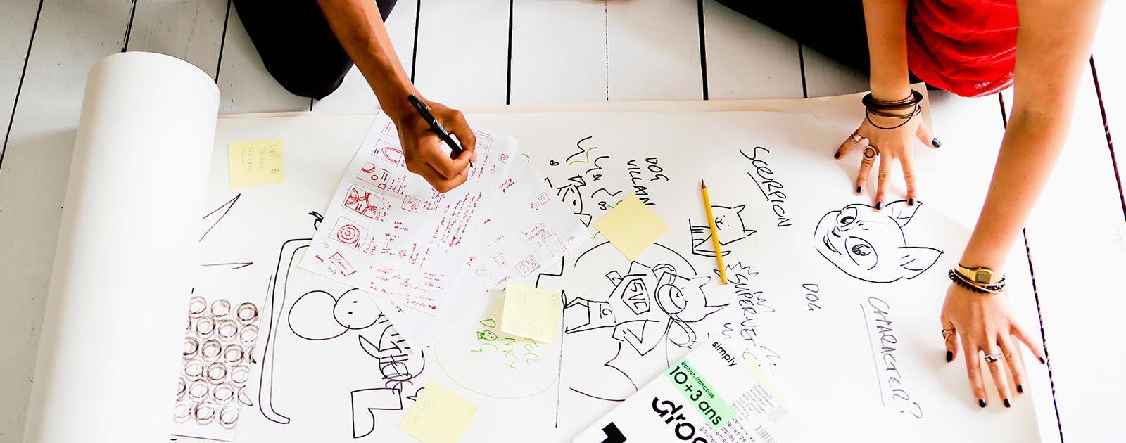 Künstliche Intelligenz im Design | Swisscom